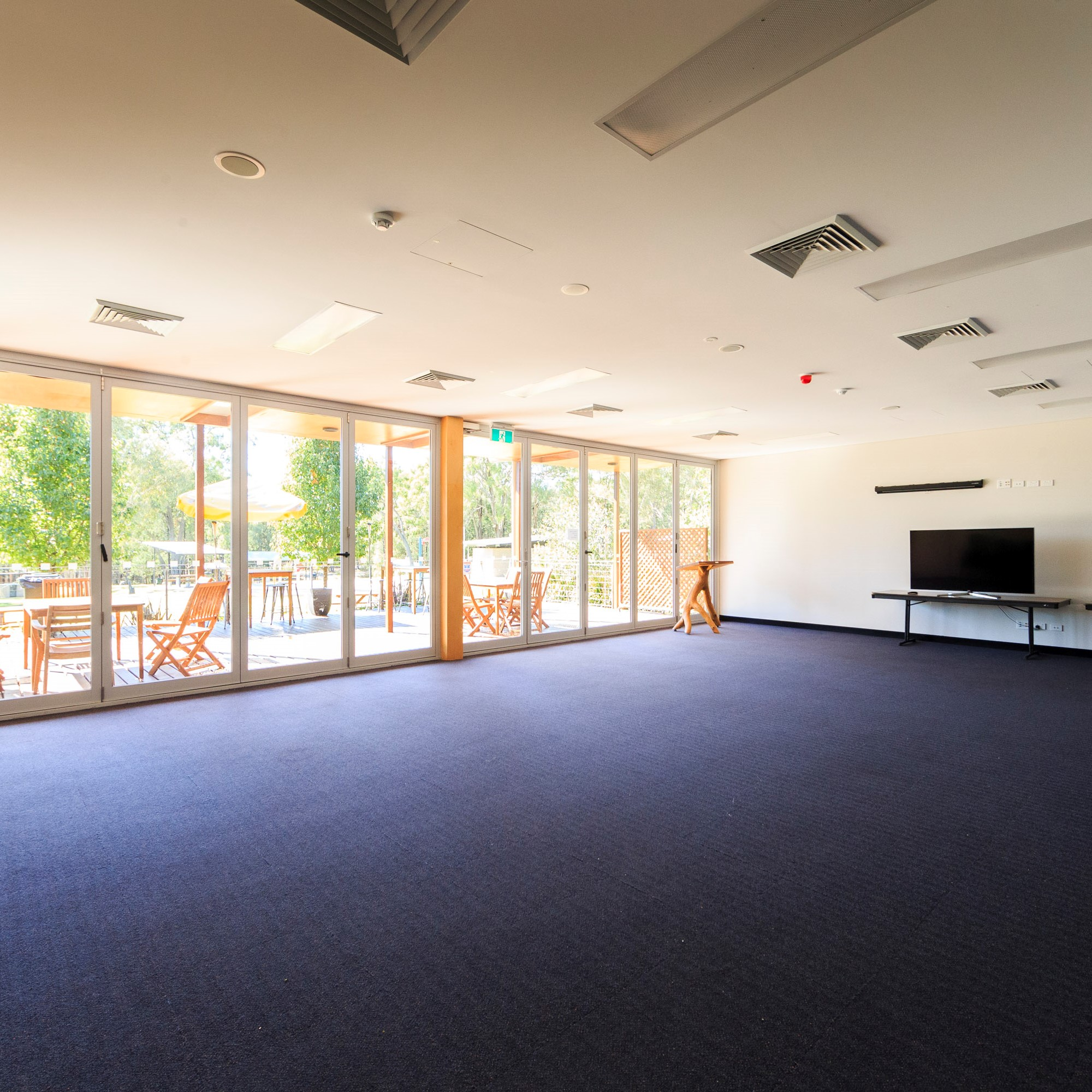 Function Room at Reflections Holiday Parks Copeton Waters